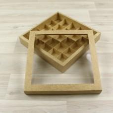 Коробка Гималия 25 крафт