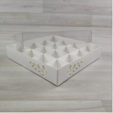 Коробка Имир 16 (160х160х30) без декора