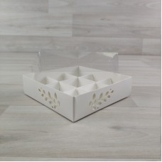 Коробка Имир 9 (120х120х30) без декора