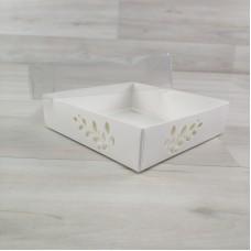 Коробка Имир 9 (120х120х30) без разделителей и цветного декора