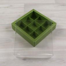 Коробка Дафнис 9 мятный