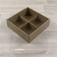 Коробка Бестла 2 (185х185х65) МГК