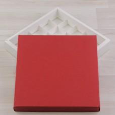 Коробка Паллена 25 красный