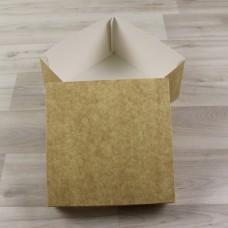 Коробка Амальтея крафт