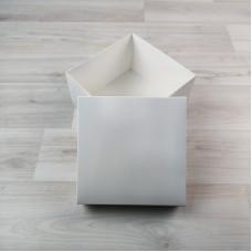 Коробка Атлас белый