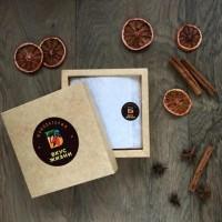 ВКЛАДЫШ коробки 9 конфет белый ОБЛАКО