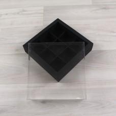Коробка Дафнис 9 черный