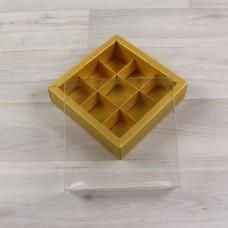 Коробка Дафнис 9 золотой