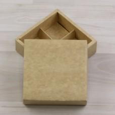 Коробка Элара 4 крафт