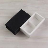 Коробка Этне 2 шубер черный стоун глянец