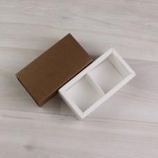 Коробка Этне 2 шубер медный металлик