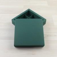 Коробка Нереида 9 темно-зеленый