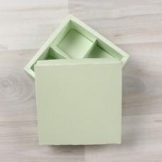 Коробка Нереида 4 салатовый