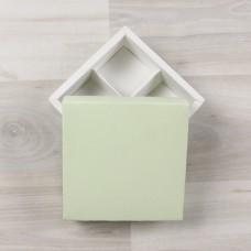 Коробка Паллена 4 салатовый