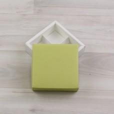 Коробка Паллена 4 фисташковый
