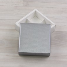 Коробка Паллена 4 серебряный