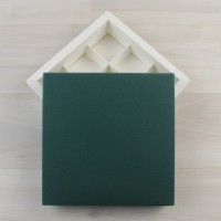 Коробка Паллена 9 темно-зеленый