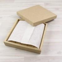 ВКЛАДЫШ коробки 25 конфет белый ОБЛАКО